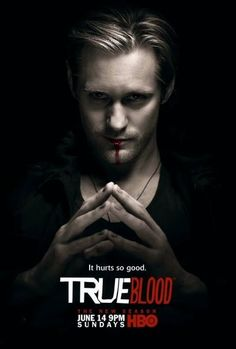 True Blood has had problems with muddled and one too many story lines the past two seasons, yet still I watch because it's so bad, it's sometimes good.