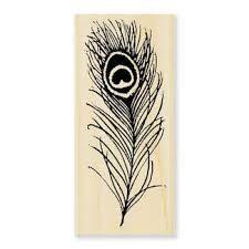 Résultats de recherche d'images pour «plume de paon dessin»