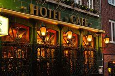 Hotel • Cafe - Aachen, Germany