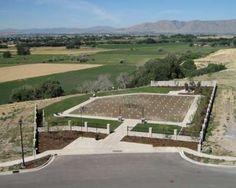 Pioneer Cemetery -   Spanish Fork