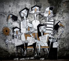 Characters By Stereoflow - Bandung (Indonesia)