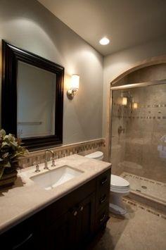 contemporary bathroom by Aneka D Jensen