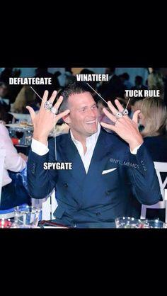 Brady.... Smh.... #patriots #deflategate