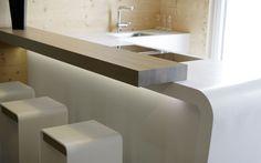 Private #kitchen in Munich. #HIMACS