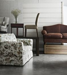 Australian Story Collection Of Sofas And Chairs From Domayne Fine Furniture Making