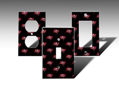 Tampa Bay Light Switch Cover your custom choice of switch plate//outlet covers