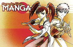 Curso Gratis de Dibujo Manga en español - PDF (6 Volúmenes)