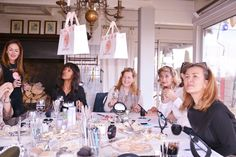 Maria Flames is the perfect host OMG ! what a great Dianne Brill Beauty Home party !