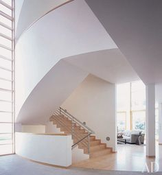 Architect Charles Gwathmey's -- Bel Air Residence, 2001