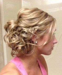 This is so cute! Another prom hair idea