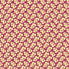 Amy Butler Fabric Eternal Sunshine Pansies Cerise - https://www.stitchesquilting.com/shop/amy-butler-fabric-eternal-sunshine-pansies-cerise/