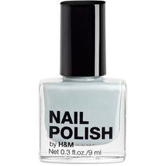 H&M Nail varnish (15 PEN) ❤ liked on Polyvore featuring beauty products, nail care, nail polish, beauty, nails, makeup, fillers, h&m and h&m nail polish