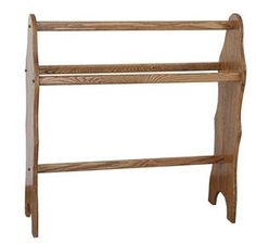 Amish Traditional Quilt Rack