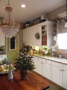 Christmas kitchen   Christmas Kitchen   Seasonal Thoughts