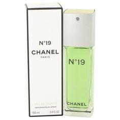 Chanel 19 Chanel Feminino 100ml EDT - https://www.dgstores.com.br/chanel-19-chanel-feminino-100ml-edt