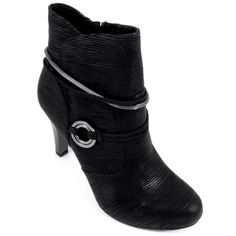 -30% Tamaris Boots – Trendy Black Color Leather Boots For Women   Tamaris Germany   chicshop.