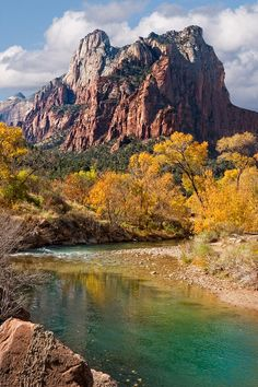 ✮ The Virgin River f