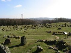 This Danish rock field is actually a sprawling ancient cemetery holding the bodies of 700 vikings