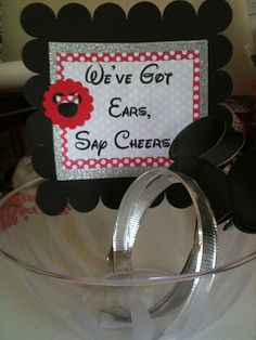 "Sally's Stories: Oh ""TWO""DLES!!! A Mickey Themed Birthday Party On A Budget"