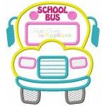Girl's School Bus Shirt  Perfect for Back to by thesimplyadorable, $20.00