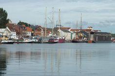 Hafen Flensburg - Foto: S. Hopp