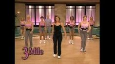 Walk Away the Pounds with Leslie Sansone 3 Mile Abs 46 min Fitness DVDRip TG, via YouTube.