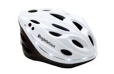 Brighthelmet Bianco Bicycle helmet LED Cykelhjälm 0faffaa6161e2