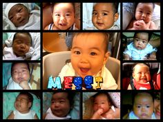 He grows so fast... But still you will be my little babylolove always...