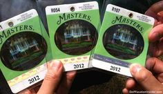 Masters 2012 tradition