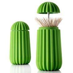 By Design   Essey   Cactus Toothpick Holder