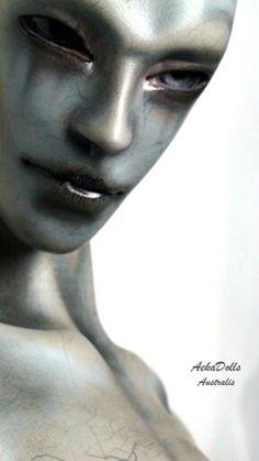 "AekaDolls ball-jointed doll by Elena Alekhina ""Australis"", flumo Авторская шарнирная кукла Елены Алехиной ""Аустралис"" флюмо http://www.livemaster.ru/aekadoll"
