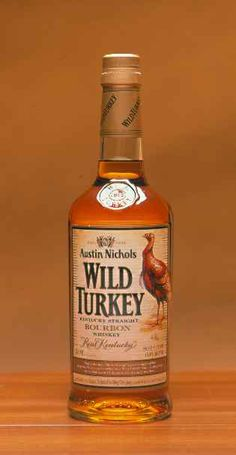 Wild Turkey ... Bourbon
