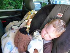 "Why You Really Do Need to ""Squish"" Your Toddler Into a Rear-Facing Car Seat"