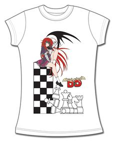 High School DxD Rias T-Shirt  http://www.echoartsandgifts.com/new-category/