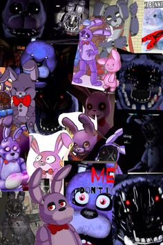 Bonnie on pinterest fnaf five nights at freddy s and the bunny