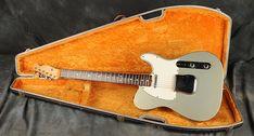 1965 Fender Telecaster Inca Silver Metallic Fender Telecaster, Fender Guitars, Instruments, Heaven, Metallic, Tech, Music, Silver, Musica