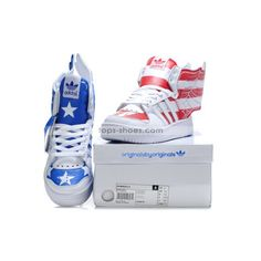 detailed look 3483a 39718 Stars Stripes Adidas Wing Shoes, Adidas Sneakers, Adidas Sport, Adidas Women,  Jeremy Scott