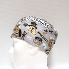 Surgical Chemo Skull Cap Red Chili Peppers on Black by Sparkling Earth