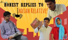 Irritating Indian Relatives