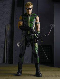 Justin Hartley est Green Arrow