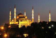 Istanbul: Blue Mosque   Flickr - Photo Sharing!