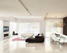 Living Room, Modern Living Room