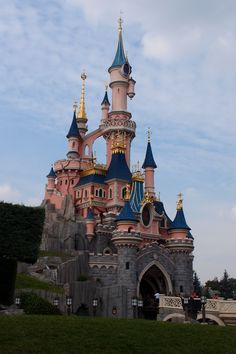 #Disneyland Paris