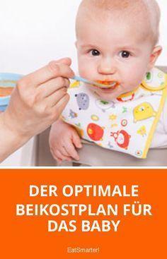Der optimale Beikostplan für das Baby | eatsmarter.de