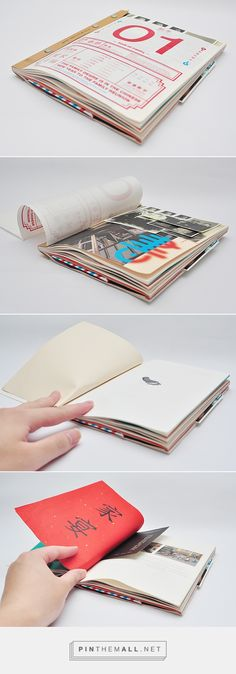 What's the book丨什麽書 on Behance... - a grouped images picture - Pin Them All