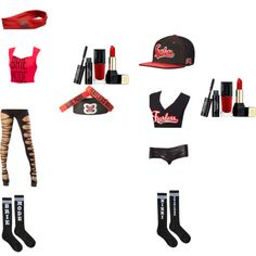 The Bella Twins Ring Gear