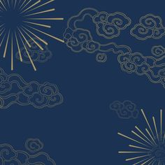Chinese new year mockup illustration Free Vector Cherry Blossom Background, Chinese New Year Greeting, Free Vector Illustration, Illustrations, Red And White Roses, Free Banner, Flower Doodles, Banner Vector, Backgrounds Free