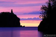 Unforgettable  Light - Split Rock Lighthouse (Lake Superior), Minnesota