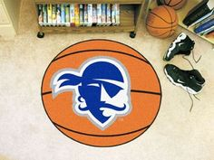 "Seton Hall University Basketball Mat 27"""" diameter"