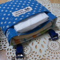 移動ポケット。ふたなし試作品。 | sasasa. - 楽天ブログ Sunglasses Case, Lunch Box